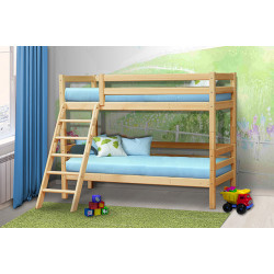 Кровать двухъярусная вариант №10