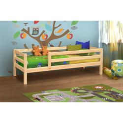 Кровать из массива вариант №3