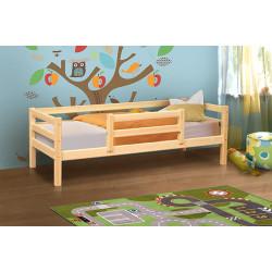 Кровать из массива вариант №4